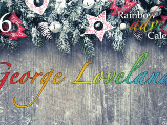Rainbow Advent Calendar - George Loveland